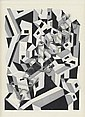 Edward Wadsworth (British, 1889-1949) Riponelli: A Village in Lemnos Woodcut printed in light and dark grey and black, 1917, on wove, with margins, 100 x 75mm (4 x 3in)(B), Edward Wadsworth, Click for value