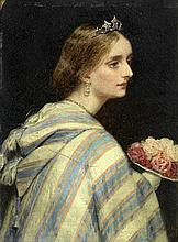 JAMES HAYLLAR, RBA (BRITISH, 1829-1920)   'Opera'   signed and dated 'J Hay