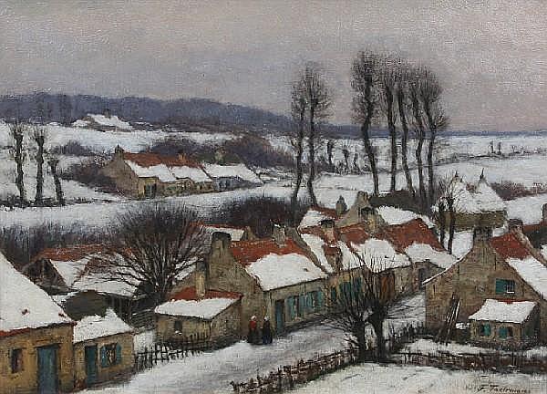 Jean Francois Taelemans (Belgian, 1851-1931)
