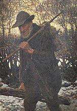 AR Frederick Hall (British, 1860-1948) Winter