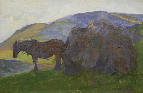 Frank Bramley, R.A. (British, 1857-1915)