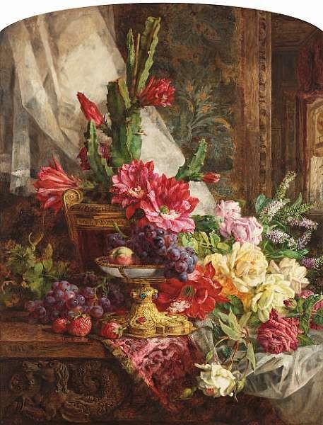 Annie Feray Mutrie (British, 1826-1893)
