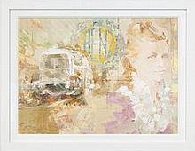 Dexter Brown (1942 - ), 'Benz Montage',