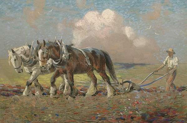 Frederick Hall (British, 1860-1948)
