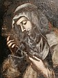 Follower of Cristofano Allori (Florence 1577-1621) Saint Catherine of Siena unframed, Cristofano Allori, Click for value