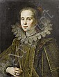 Studio of Justus Sustermans (Antwerp 1597-1681 Florence) Portrait of a lady, half-length,, Justus Sustermans, Click for value