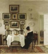 Carl Vilhelm Holsøe (Danish 1863-1935)