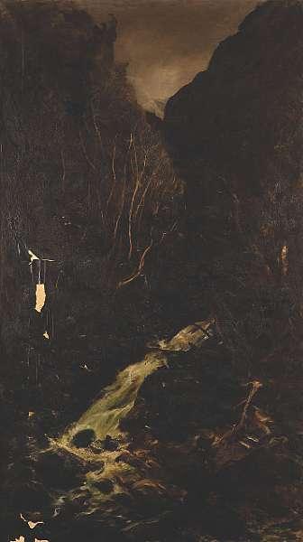 Petrus van der Velden (Dutch/ New Zealander, 1837-1913)