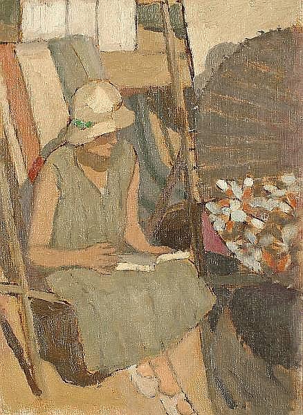 E Maurice Feild (British 1905-1988)