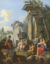 GIUSEPPE ZOCCHI (FLORENCE 1711-1767)