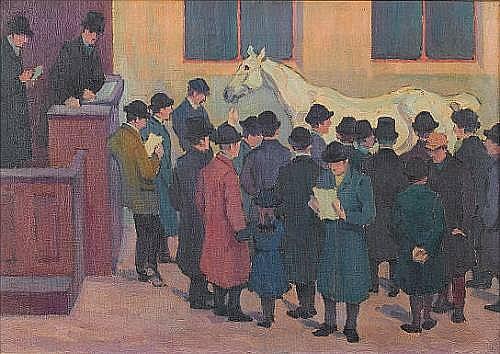 Robert Polhill Bevan (British, 1865-1925)