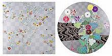 TAKASHI MURAKAMI B. 1962  Kansei & CUBE 2007 & 200