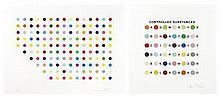 DAMIEN HIRST B. 1965  Meprobamate plus Controlled