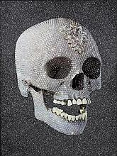 DAMIEN HIRST B. 1965  For the Love of God, Laugh 2