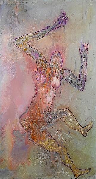 Gail Deborah Catlin (South African, born 1948) Figure