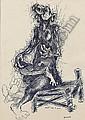 Dumile) Feni-Mhlaba (Zwelidumile Mxgazi) (South African, 1942-1991) ,  Dumile, Click for value