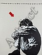 Jef Aerosol (French, born 1957) 'Sitting Kid', 2004, Jef Aerosol, Click for value