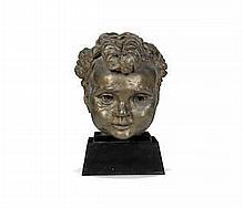 * AR Sir Jacob Epstein (British, 1880-1959)  Second Portrait of Annabel Freud (with curls)