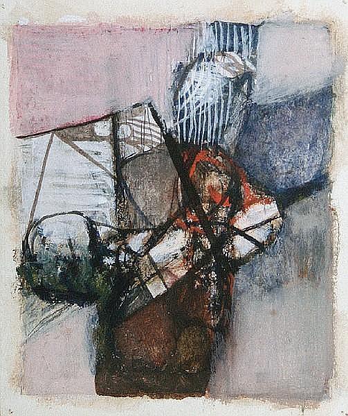 Edgar Hubert (British, 1906-1985) Untitled, 1953