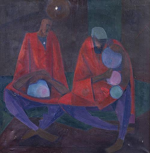 Yusuf Adebayo Cameron Grillo (Nigerian, born 1934)