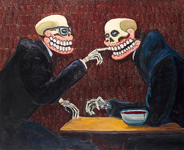 Sweet Toof (British, born 1972) 'Toof Pick', 2008