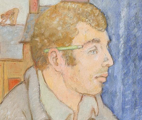 Peter Samuelson (British, 1912-1996) Michael Gielen, builder