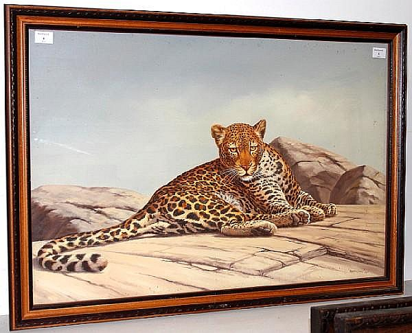 Robert MacIntosh, 20th Century A Leopard