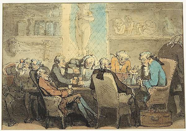 Thomas Rowlandson (1756-1827) British