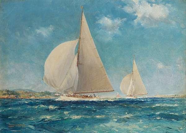 Frank Henry Mason (British, 1876-1965)