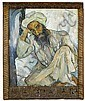 Irma Stern (South African, 1894-1966) 'Arab Priest', Irma Stern, Click for value