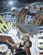 Jonathan Armigel Wade (British, born 1960) '