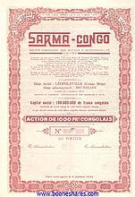 SARMA-CONGO SOC. CONGOLAISE