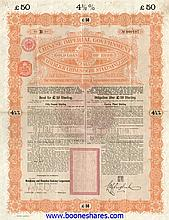 CHINESE IMPERIAL GOVERNMENT GOLD LOAN