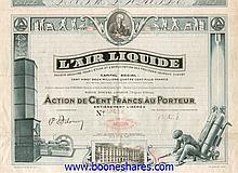 AIR LIQUIDE S.A. POUR L'ETUDE ET L'EXPLOIT. DES PROCEDES GEORGES CLAUDE, L'