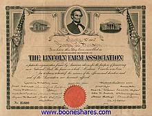 LINCOLN FARM ASSOCIATION