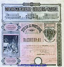 NUEVOS MATADEROS PUBLICOS DE LA CAPITAL S.A.