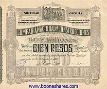 NACIONAL DE CONSTRUCCIONES, CIA.