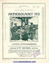 A/B ITO, JAMES STRANDBERG