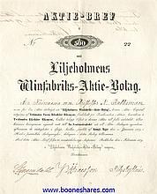 LILJEHOLMENS WINFABRIKS-AB