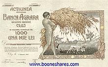 BANCA AGRARA S.A.