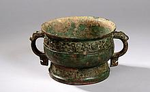 Vase rituel « Gui »