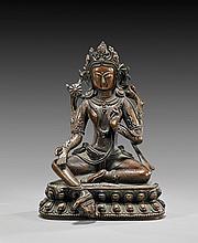Le Boddhisattva Padmapani