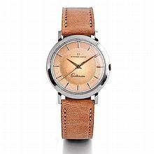 Eterna-matic, Centenaire, n° 3972576, vers 1960.    Une montre rond