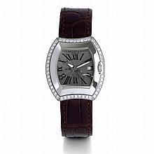 Bedat, N° 3, Ref. 334, n° 0466, vers 2013.    Une montre en acier d