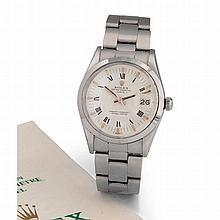 Rolex, Oyster-Date, Ref. 15000, n° 7076969, vendue le 24 septembre 1984.