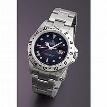 Rolex, Explorer II, Ref. 16570, n° Z10xxxx, vers 2006.    Belle mon