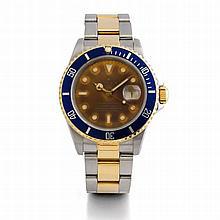 Rolex, Submariner, Ref. 16803, n° 875xxxx, vers 1985.    Une belle