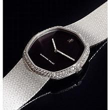 Audemars Piguet, n° B 18737, vers 1977.    Une très belle montre de