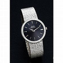 Piaget, Vendu par Asprey, n° 247940, vers 1980.    Une montre ronde