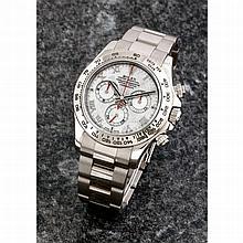 Rolex, Cosmograph Daytona, Ref. 116509, n° D181xxx, de novembre 2005.